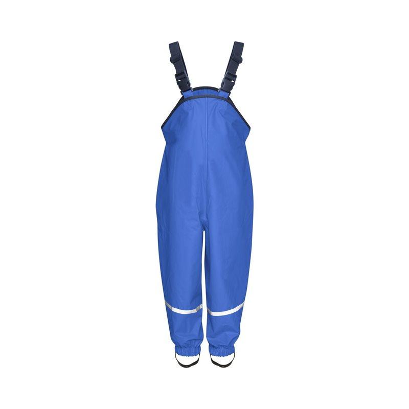 Regenbroek bretels - Blauw