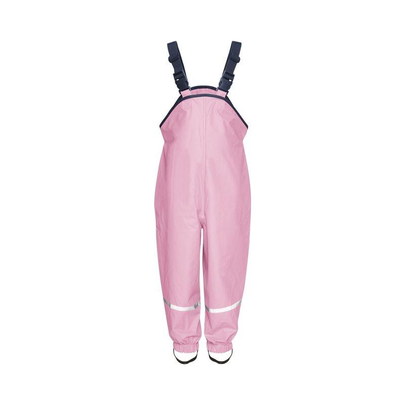 Regenbroek bretels - licht roze