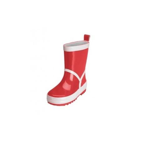 regenlaarzen kind rood playshoes