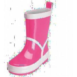 regenlaarzen roze Playshoes