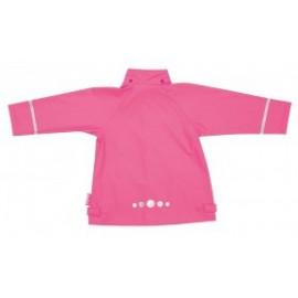 regenjas meisjes roze