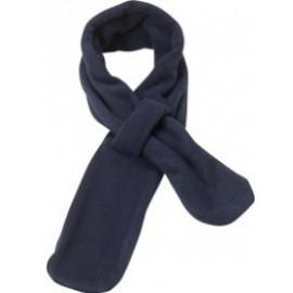 Fleece sjaal - Blauw