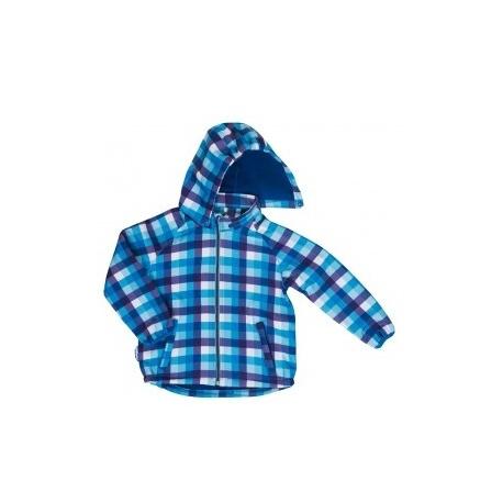 outdoor jas ruitjes