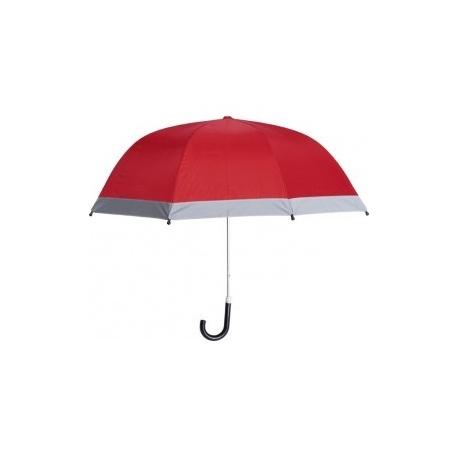 Paraplu met reflector - Rood