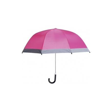 Paraplu met reflector - Roze