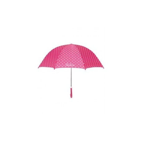 Kinderparaplu Stippen Roze
