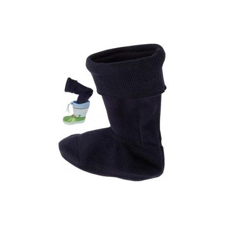 Fleece sokken voor in regenlaarzen