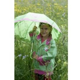 Regenjas Country Style - Groen