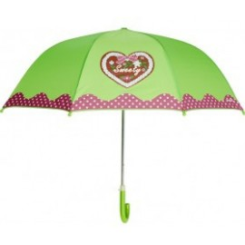 kinderparaplu country style groen