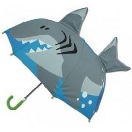 kinder paraplu Haai / Jongens paraplu Haai 3D
