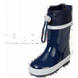 Gevoerde regenlaarzen - Blauw