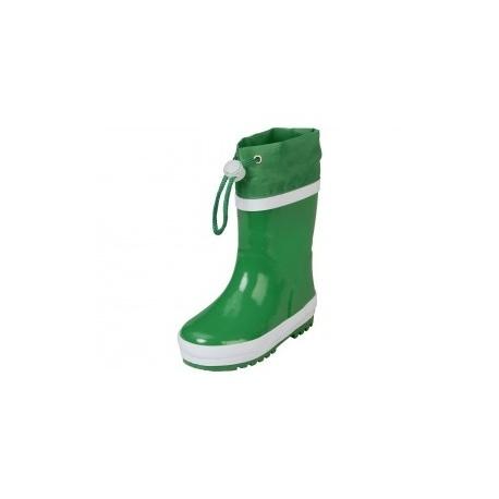 gevoerde regenlaarzen groen