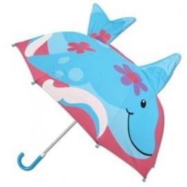 Kinderparaplu Dolfijn