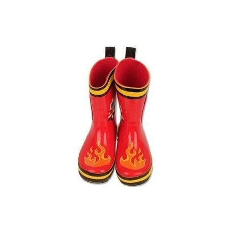 Regenlaarzen Brandweer / Jongens regenlaarzen brandweer Stephen Joseph