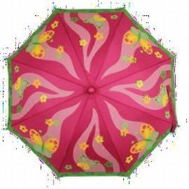 kinderparaplu Butterfly | meisjes paraplu vlinder