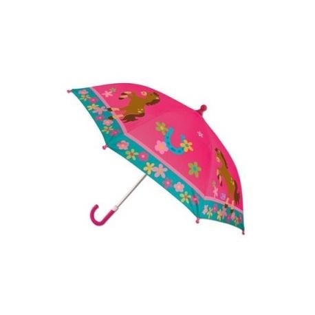 meisjes paraplu Paard | Kinderparaplu Horse Stephen Joseph