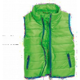 Bodywarmer kind groen