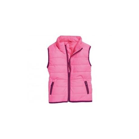 bodywarmer roze meisjes