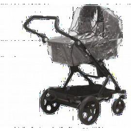 Regenhoes kinderwagen