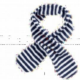 fleece sjaal maritiem kinderen