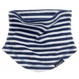 Fleece col sjaal - Maritiem