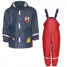 regenpak brandweer