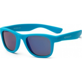Zonnebril - Neon Blue - 3-6 years - Koolsun - WAVE