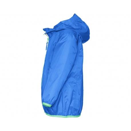 Regenjas opvouwbaar Blauw Playshoes