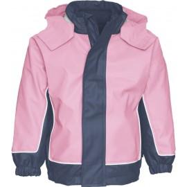 Regenjas 2in1 - Roze gevoerd