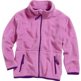 Fleece Vest Roze