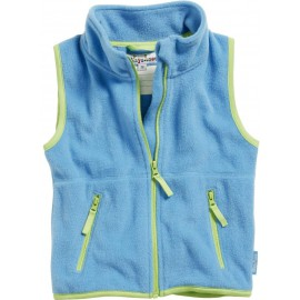 bodywarmer fleece kind aqua