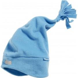 Fleece Muts Aqua Blauw