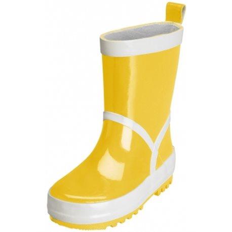 Kinder regenlaarzen met relector - Geel - Playshoes