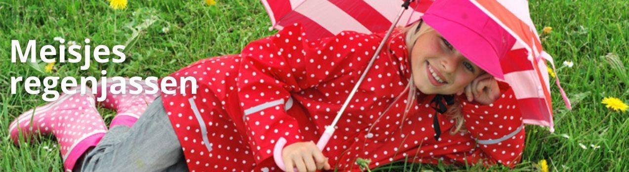 Regenjas meisje | leuke meisjes regenjassen vind je bij StoereKindjes