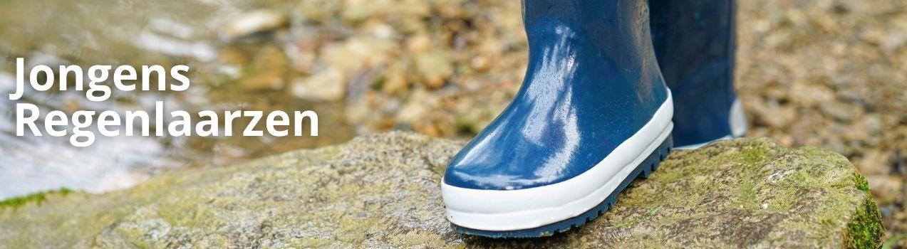 Regenlaarzen voor jongens
