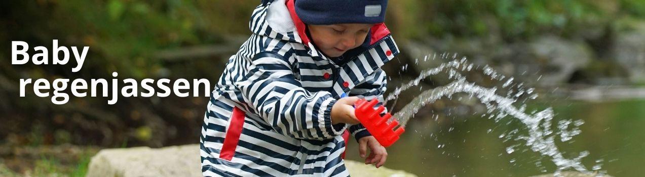 Regenjas baby | de leukste Baby regenjassen - StoereKindjes