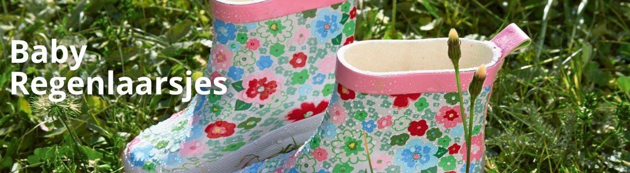 Baby regenlaarsjes| Regenlaarzen Baby koop je bij StoereKindjes